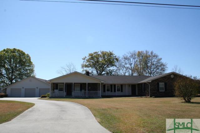 827 Mitchell Drive, Vidalia, GA 30474 (MLS #200990) :: The Randy Bocook Real Estate Team