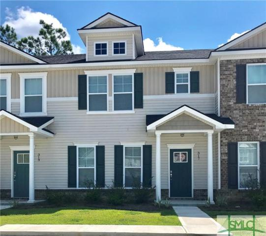 317 Sonoma Drive, Pooler, GA 31322 (MLS #200997) :: Keller Williams Realty-CAP