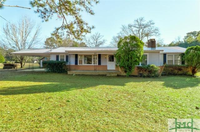 585 Central Avenue, Guyton, GA 31312 (MLS #201006) :: Karyn Thomas