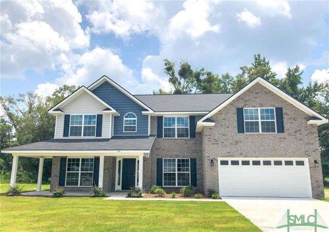 54 Penny Court, Allenhurst, GA 31301 (MLS #201016) :: The Sheila Doney Team