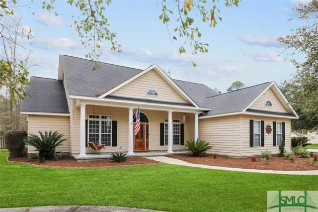 9 Heritage Way, Savannah, GA 31419 (MLS #201046) :: McIntosh Realty Team