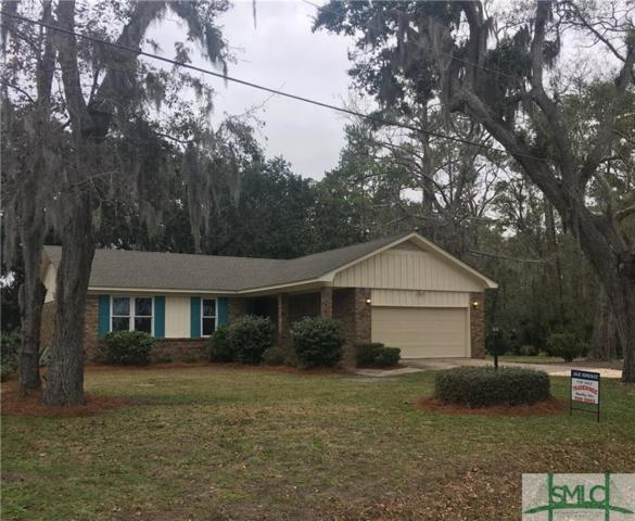 616 Whippoorwill Road, Savannah, GA 31410 (MLS #201047) :: McIntosh Realty Team