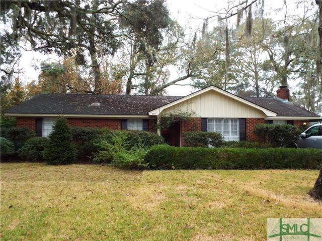 215 Port Royal Drive, Savannah, GA 31410 (MLS #201063) :: Teresa Cowart Team