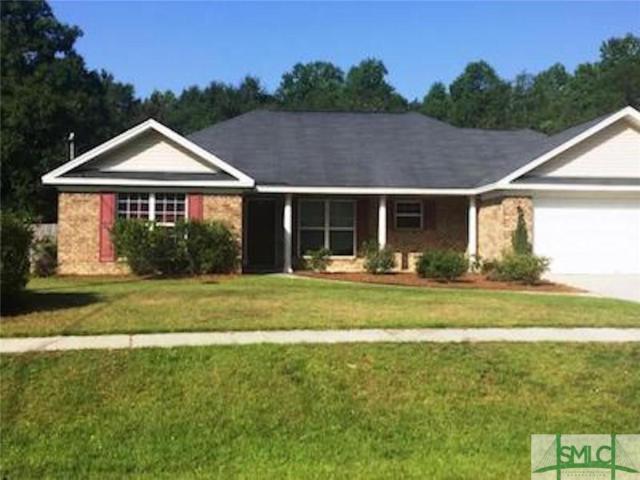 240 Creekside Circle, Ellabell, GA 31308 (MLS #201066) :: Keller Williams Realty-CAP