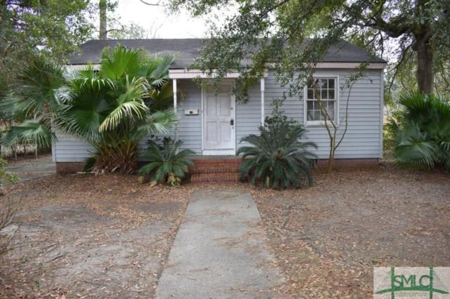2207 New Mexico Street, Savannah, GA 31404 (MLS #201098) :: Keller Williams Realty-CAP