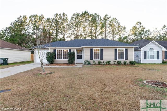 117 Blue Gill Lane, Pooler, GA 31322 (MLS #201111) :: The Sheila Doney Team