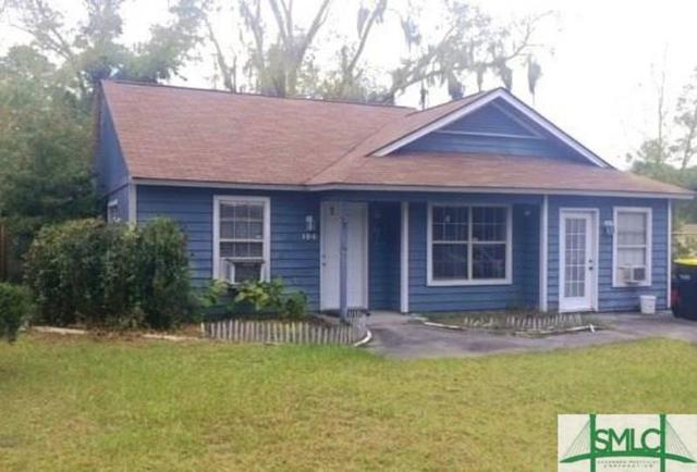 104 Forest Ridge Drive, Savannah, GA 31419 (MLS #201129) :: Keller Williams Realty-CAP