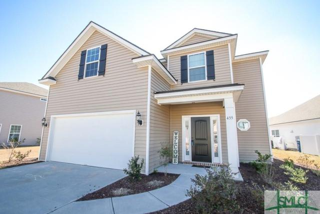 455 Sunbury Drive, Richmond Hill, GA 31324 (MLS #201131) :: Karyn Thomas