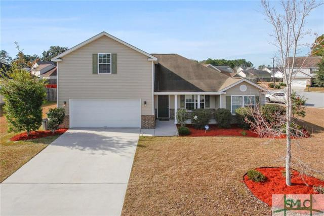 119 Austin Way, Savannah, GA 31419 (MLS #201143) :: Teresa Cowart Team