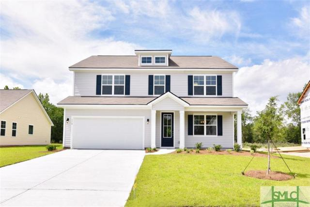132 Palmer Place, Richmond Hill, GA 31324 (MLS #201165) :: The Sheila Doney Team