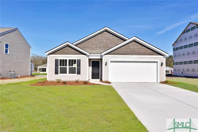 5 Gardenia Drive, Pooler, GA 31407 (MLS #201166) :: The Sheila Doney Team