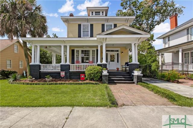 509 Maupas Avenue, Savannah, GA 31401 (MLS #201170) :: The Sheila Doney Team