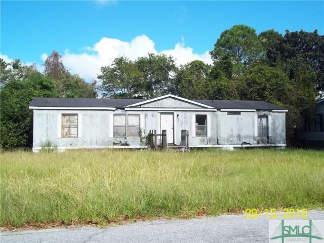 105 N Circle Drive, Savannah, GA 31405 (MLS #201183) :: McIntosh Realty Team