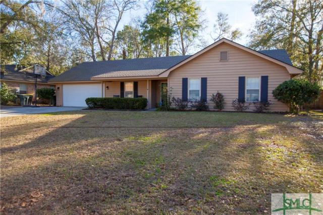 41 S Nicholson Circle, Savannah, GA 31419 (MLS #201185) :: The Sheila Doney Team