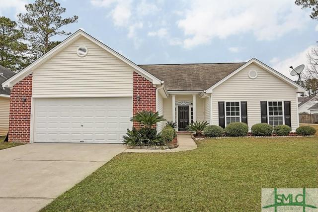 925 Laurel Hill Circle Circle, Richmond Hill, GA 31324 (MLS #201186) :: McIntosh Realty Team