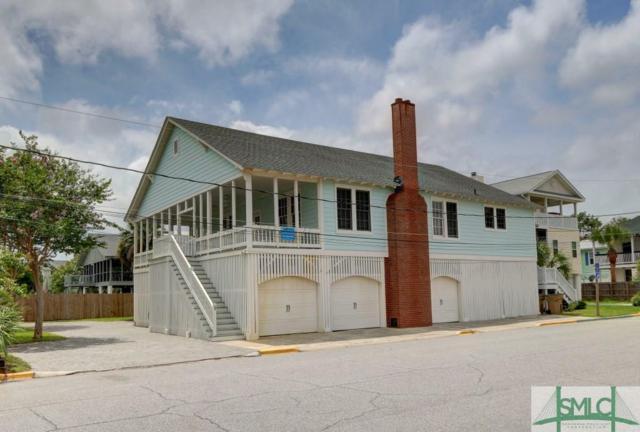 1 11th Street, Tybee Island, GA 31328 (MLS #201203) :: Coastal Savannah Homes