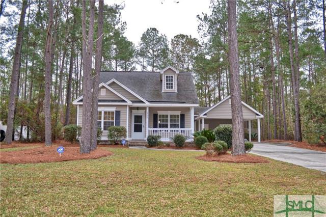 106 Sterling Drive, Rincon, GA 31326 (MLS #201204) :: Karyn Thomas