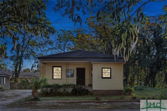 2818 Bee Road, Savannah, GA 31404 (MLS #201208) :: McIntosh Realty Team