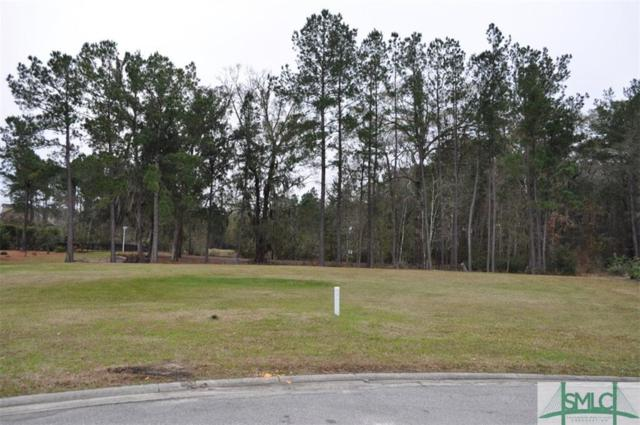 9 Seaton Crossing, Pooler, GA 31322 (MLS #201210) :: The Sheila Doney Team