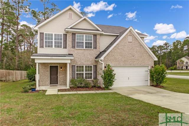 543 Dresler Road, Rincon, GA 31326 (MLS #201212) :: Coastal Savannah Homes