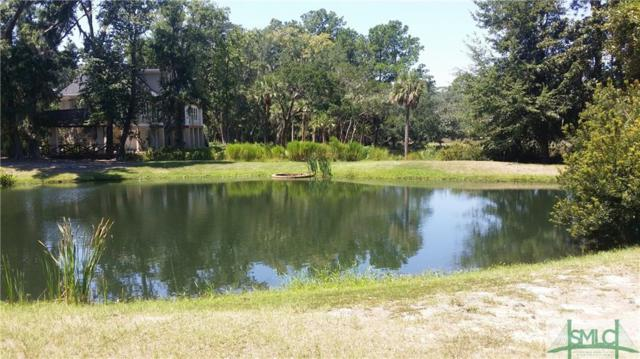 146 Waterway Drive, Savannah, GA 31411 (MLS #201234) :: The Randy Bocook Real Estate Team