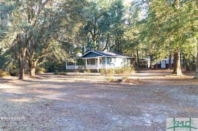 786 High Bluff Road, Rincon, GA 31326 (MLS #201248) :: The Sheila Doney Team