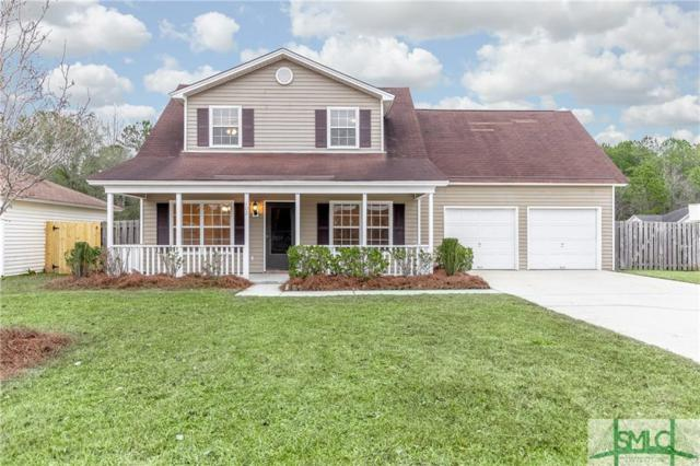 102 Ridgecrest Street, Pooler, GA 31322 (MLS #201271) :: The Sheila Doney Team