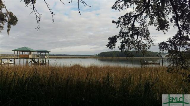 508 Moon River Court, Savannah, GA 31406 (MLS #201281) :: Keller Williams Realty-CAP