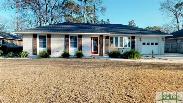 106 Pine Grove Drive, Savannah, GA 31419 (MLS #201283) :: Karyn Thomas