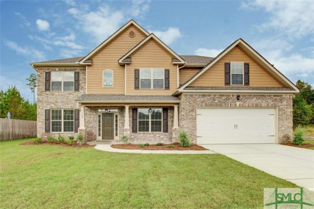 220 Saddleclub Way, Guyton, GA 31312 (MLS #201290) :: Keller Williams Realty-CAP