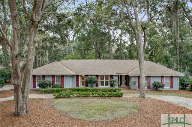113 Mercer Road, Savannah, GA 31411 (MLS #201299) :: The Randy Bocook Real Estate Team