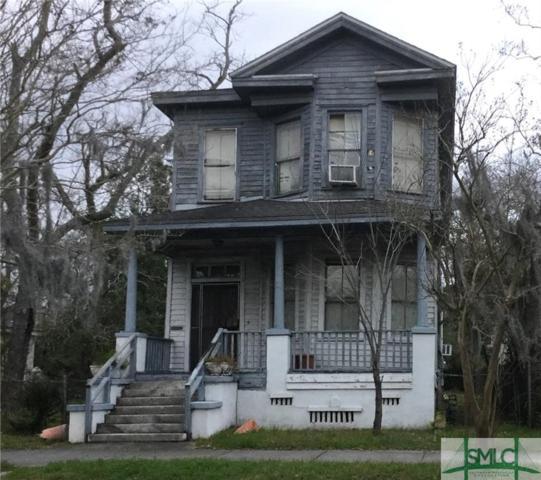 720 E Anderson Street, Savannah, GA 31401 (MLS #201322) :: Karyn Thomas