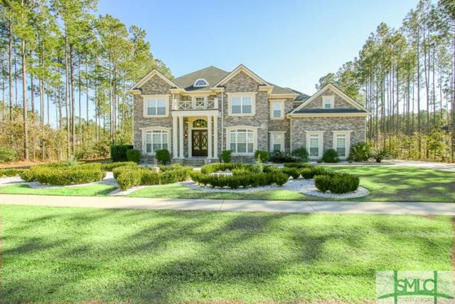 1664 St Catherine Circle, Richmond Hill, GA 31324 (MLS #201329) :: The Arlow Real Estate Group