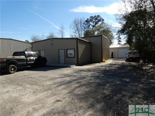 107 W Fourteenth Street, Rincon, GA 31326 (MLS #201330) :: Coastal Savannah Homes
