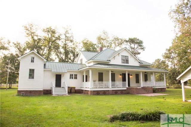 6110 Old Dixie Highway, Springfield, GA 31329 (MLS #201333) :: Coastal Savannah Homes