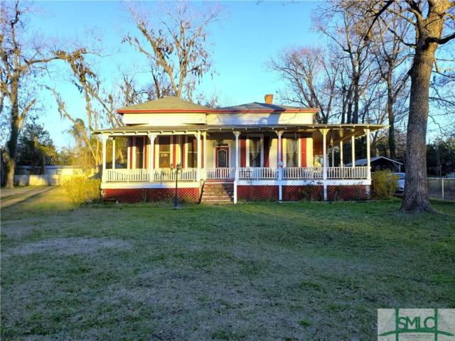 471 Central Avenue, Guyton, GA 31312 (MLS #201349) :: The Arlow Real Estate Group