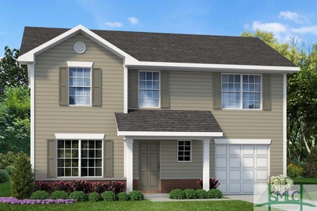 1595 Longleaf Court, Hinesville, GA 31313 (MLS #201357) :: Karyn Thomas