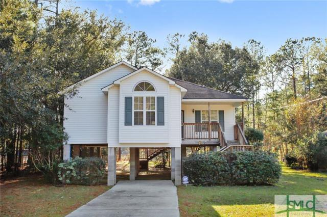 186 Carlyene Drive, Midway, GA 31320 (MLS #201364) :: The Sheila Doney Team