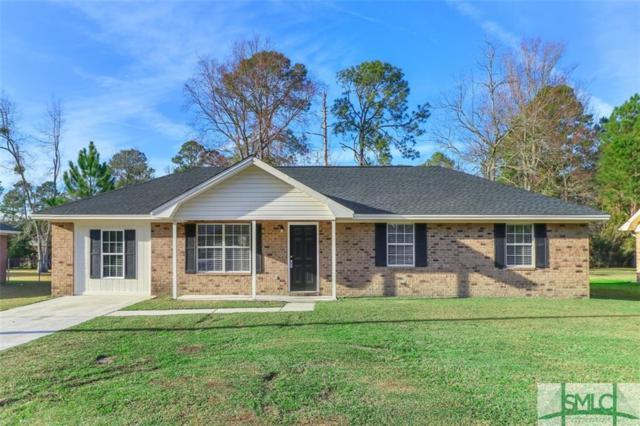 140 John Glenn Drive, Rincon, GA 31326 (MLS #201373) :: Coastal Savannah Homes
