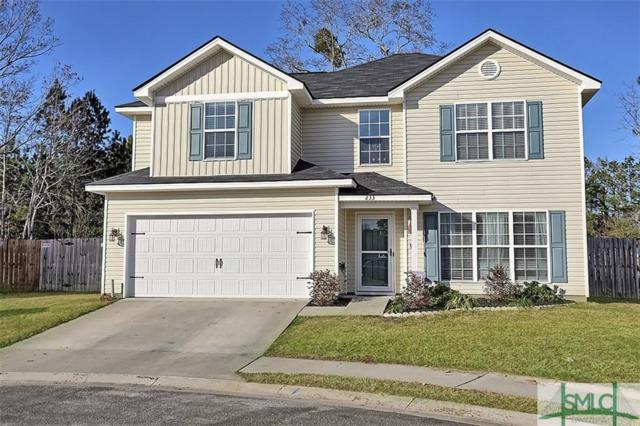 233 Drayton Court, Midway, GA 31320 (MLS #201374) :: Coastal Savannah Homes