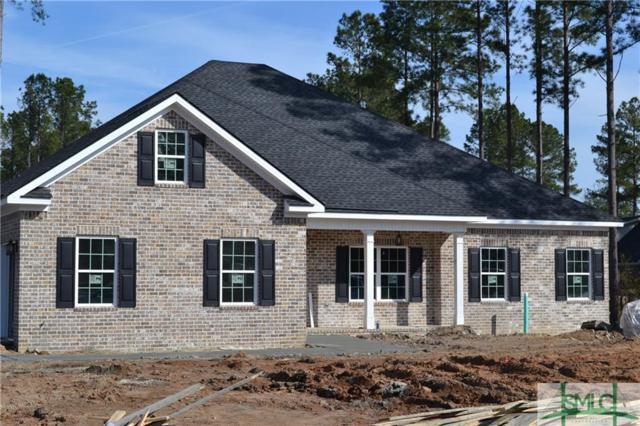 309 Babbling Brook Circle, Rincon, GA 31326 (MLS #201379) :: Coastal Savannah Homes