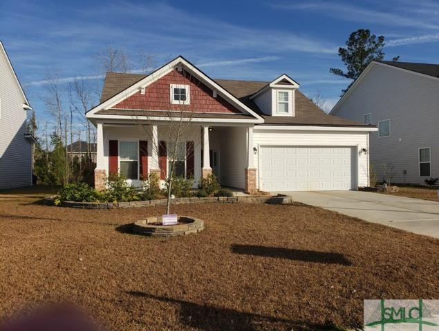 236 Willow Point Circle, Savannah, GA 31407 (MLS #201381) :: Keller Williams Realty-CAP