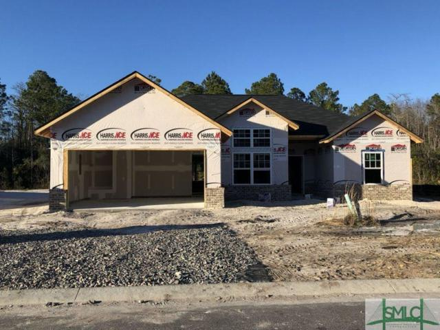 727 Waterlily Court, Hinesville, GA 31313 (MLS #201395) :: Karyn Thomas