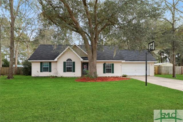 121 Ashley Drive, Guyton, GA 31312 (MLS #201399) :: Coastal Savannah Homes