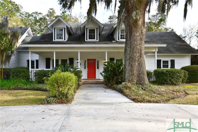 38 Cornus Drive, Savannah, GA 31406 (MLS #201415) :: Karyn Thomas