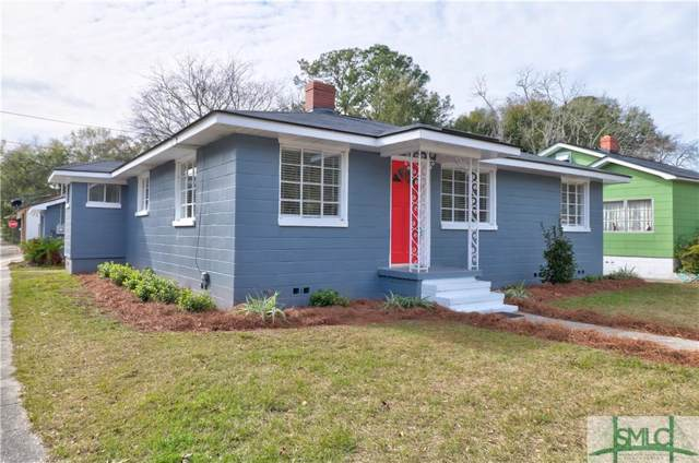 2131 Alabama Avenue, Savannah, GA 31404 (MLS #201449) :: The Arlow Real Estate Group