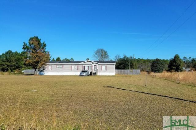 537 Margaret Road, Hinesville, GA 31313 (MLS #201451) :: Teresa Cowart Team