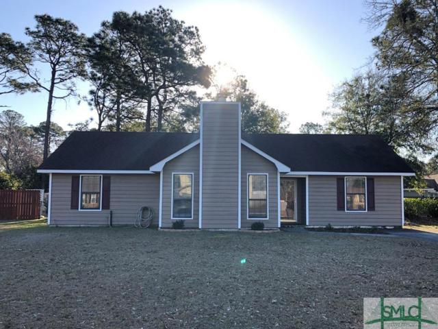 606 Oak Street, Hinesville, GA 31313 (MLS #201475) :: Teresa Cowart Team