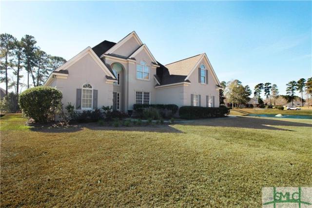613 Southbridge Boulevard, Savannah, GA 31405 (MLS #201506) :: Teresa Cowart Team