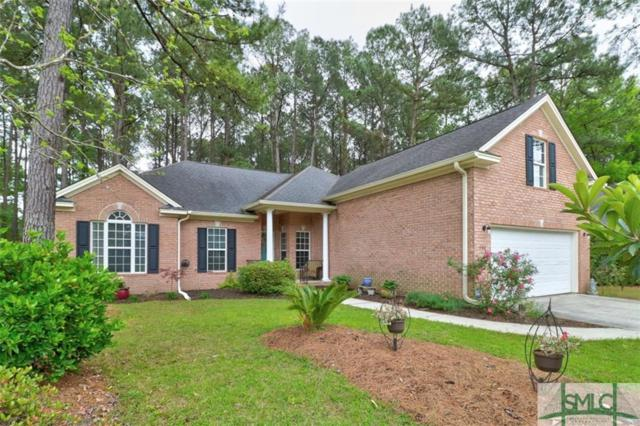 488 Copper Creek Circle, Pooler, GA 31322 (MLS #201510) :: The Arlow Real Estate Group